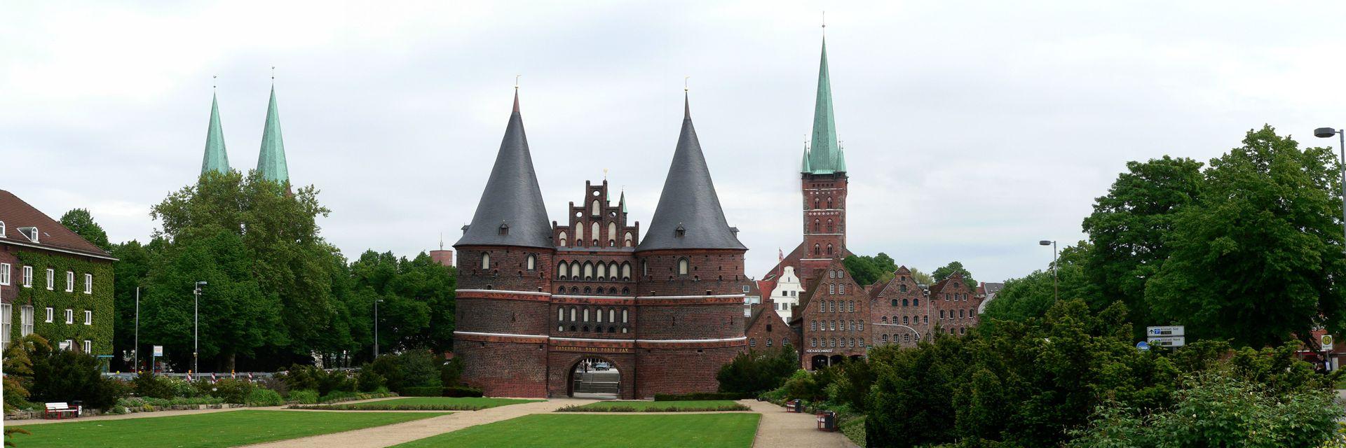 Willkommen in Lübeck